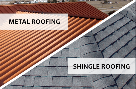 5 Benefits of Installing a New Metal Roof